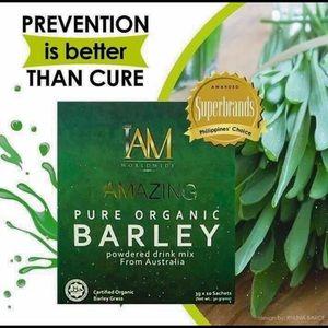 Amazing pure organic Barley 🇦🇺👏👏❤️